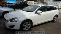 2012 VOLVO V60 T4 1.6 AUTO ABS D/AB 2WD TURBO