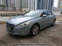 2013 PEUGEOT 508 508 1.6 TURBO ALLURE PLUS