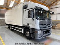 2011 MERCEDES-BENZ ACTROS AUTOMATIC DIESEL