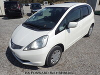 2008 HONDA FIT G F PACKAGE