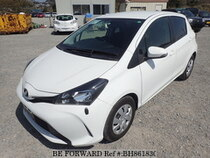 Used 2016 TOYOTA VITZ BH861830 for Sale for Sale