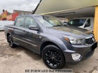 2017 SSANGYONG MUSSO AUTOMATIC DIESEL