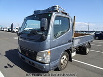 Used 2005 MITSUBISHI CANTER BH863097 for Sale for Sale