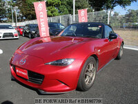 2015 MAZDA ROADSTER 1.5 S LEATHER PACKAGE