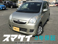 2007 DAIHATSU MIRA MEMORIAL EDITION