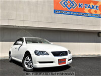 2008 TOYOTA MARK X 2.5 250G F PACKAGE SMART ED