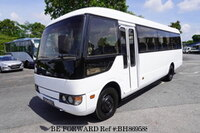 2001 MITSUBISHI FUSO ROSA BUS 24SEATER-MANUAL-DIESEL-2WD
