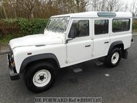 2008 LAND ROVER DEFENDEDR 110 MANUAL DIESEL