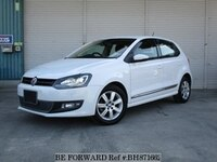 2011 VOLKSWAGEN POLO TSI HIGHLINE