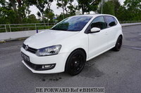 2011 VOLKSWAGEN POLO POLO-1.2L-AT-6R14F7