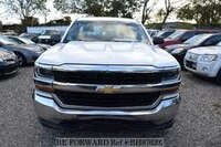2016 CHEVROLET SILVERADO REGULAR CAB 8 FT. LB