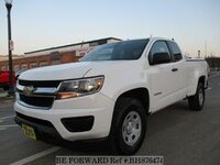 2016 CHEVROLET COLORADO EXTENDED CAB