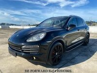 2011 PORSCHE CAYENNE S 4.8 V8 AIR SUSPENSION