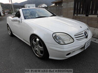 2002 MERCEDES-BENZ SLK KOMPRESSOR