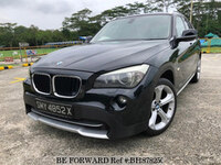 2012 BMW X1 SUNROOF-HID-NAV-PUSHSTRT-IDRIVE