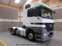 2008 MERCEDES-BENZ ACTROS AUTOMATIC DIESEL