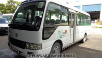 2008 TOYOTA COASTER 19 SEATER