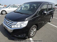 2013 HONDA STEP WGN SPADA Z INTER NAVI SELECTION