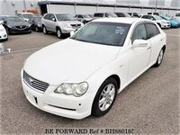 2005 TOYOTA MARK X 250G F ACKAGE LIMITED