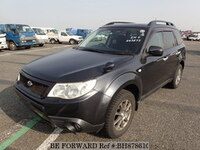 2009 SUBARU FORESTER FIELD LIMITED