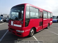 2009 NISSAN CIVILIAN BUS KIDS BUS