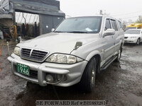 2004 SSANGYONG MUSSO *4WD*