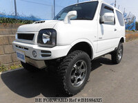 2013 SUZUKI JIMNY CROSS ADVENTURE