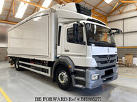2012 MERCEDES-BENZ AXOR MANUAL DIESEL