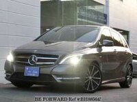 2012 MERCEDES-BENZ B-CLASS BLUE EFFICIENCY SPORTS NIGHT PKG