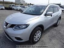 Used 2016 NISSAN X-TRAIL BH859064 for Sale for Sale