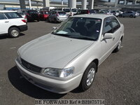 2000 TOYOTA COROLLA SEDAN XE SALOON LIMITED