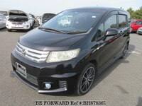 2010 HONDA FREED SPIKE G AERO