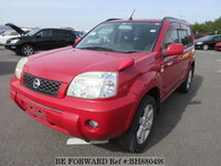 2006 NISSAN X-TRAIL S DRIVING GEAR