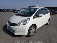 2010 HONDA FIT G F PACKAGE