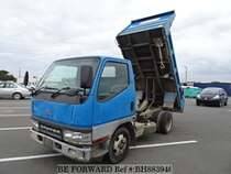 Used 2002 MITSUBISHI CANTER BH883946 for Sale for Sale