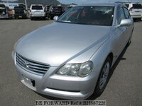 2007 TOYOTA MARK X 250G F PACKAGE