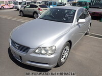 2005 TOYOTA MARK X 250G F PACKAGE