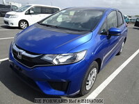2017 HONDA FIT 13G F PACKAGE