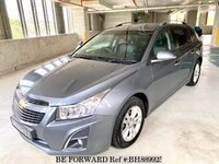 2014 CHEVROLET CRUZE STATN-WAG-LEATHER-KEYLES-CAM-DVD