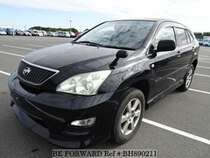 Used 2006 TOYOTA HARRIER BH890211 for Sale for Sale