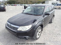 2009 SUBARU FORESTER SPORTS LIMITED