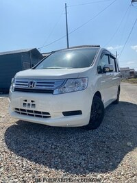 2010 HONDA STEP WGN