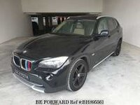 2012 BMW X1 X1 SDRIVE18I SUNROOF