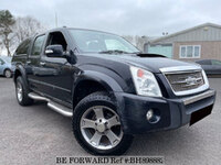 2008 ISUZU RODEO MANUAL DIESEL