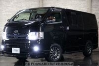2012 TOYOTA HIACE VAN SUPER GL LONG