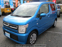 2021 SUZUKI WAGON R HYBRID FX SAFETY PACKAGE