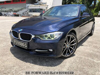 2013 BMW 3 SERIES REVCAMRA-LED-PUSHSTART-HID