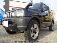 2010 SUZUKI JIMNY CROSS ADVENTURE XA