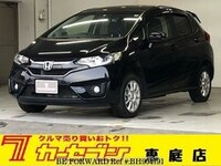 2017 HONDA FIT 13G F PACKAGE FINE EDITION