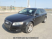 2008 AUDI A4 AVANT 2.0 ATTRACTION